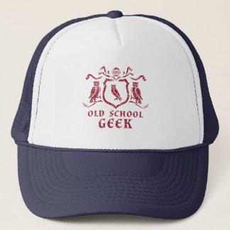 Red Owl Geek Trucker Hat