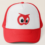 """Red Owl Hat - Vintage Red Owl Grocery Trucker Hat<br><div class=""""desc"""">Great vintage style trucker hat featuring the iconic logo from Red Owl food stores. RED OWL and the RED OWL fanciful head design are trademarks owned by SUPERVALU INC. or its subsidiaries and are used with permission.</div>"""