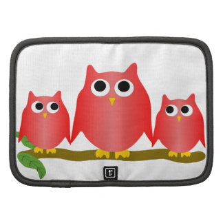 Red Owl Planner