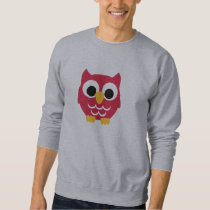 Red owl sweatshirt