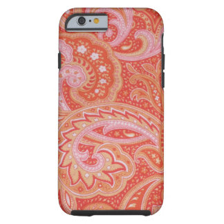 red paisley iPhone 6 case