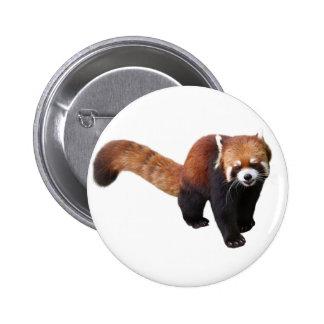 """Red Panda"" 優良製品 缶バッジ"