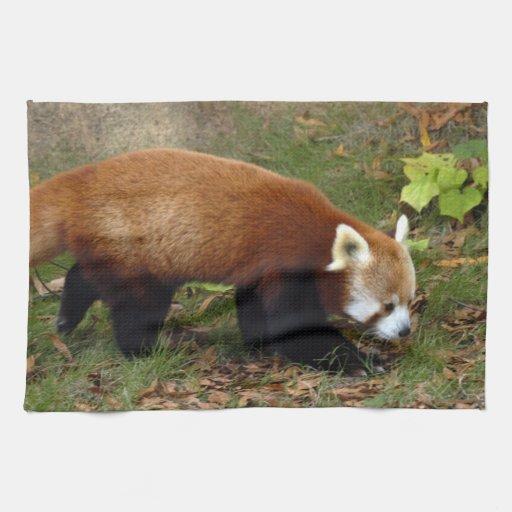 red-panda-006 toallas de cocina