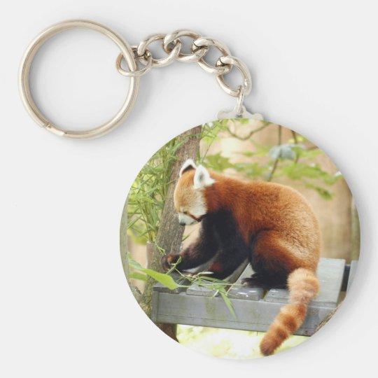red-panda-028 keychain