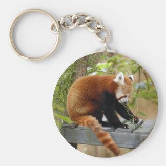 red-panda-039 keychain