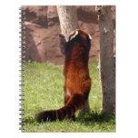 red-panda-045 libreta espiral