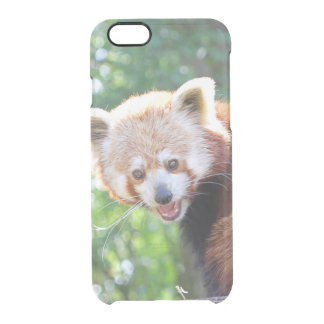 Red_Panda_2015_0306 Uncommon Clearly™ Deflector iPhone 6 Case