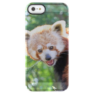 Red_Panda_2015_0306 Uncommon Clearly™ Deflector iPhone 5 Case