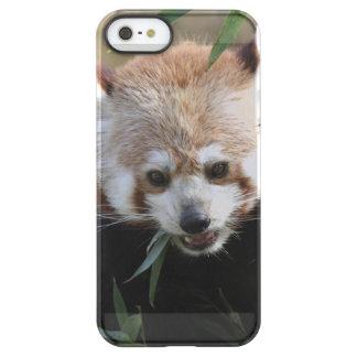 Red_Panda_2015_0311 Permafrost® iPhone SE/5/5s Case