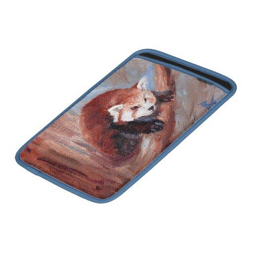 Red Panda aceo MacBook Sleeve
