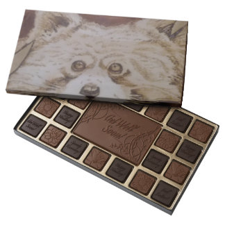 Red Panda Assorted Chocolates