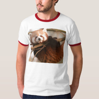 Red Panda Bear Nature Animal Destiny T-Shirt