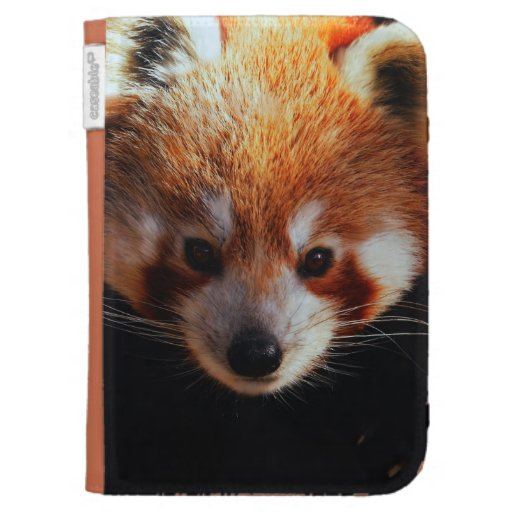 RED PANDA CASES FOR THE KINDLE