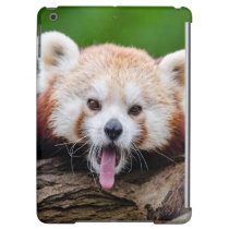 Red Panda iPad Air Cover