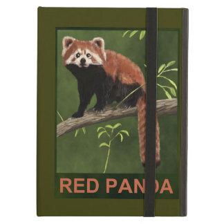 Red Panda iPad Folio Cases