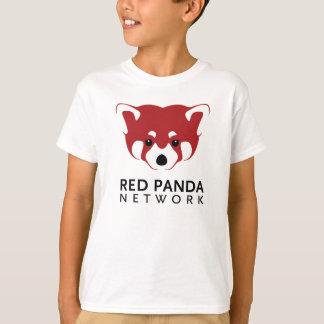 Red Panda Logo Tee Kids