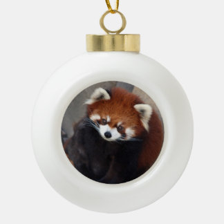 Red Panda Ornament