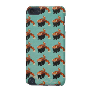 Red Panda & Owl iPod Case