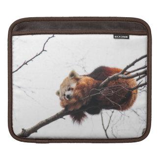 Red Panda Rickshaw iPad Sleee Sleeves For iPads