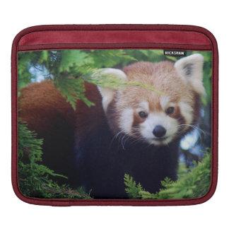 Red Panda Sleeve For iPads