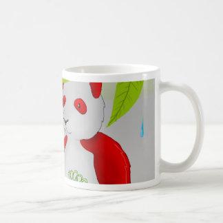 Red Panda Slinky Coffee Mug