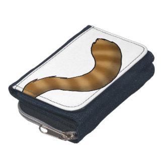 Red Panda Tail Wallet
