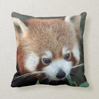 Red Panda, Taronga Zoo, Sydney, Australia Throw Pillow