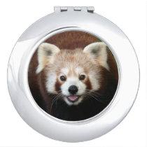 Red Panda Vanity Mirror