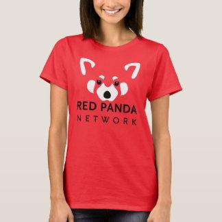 Red Panda Women's Tee Red