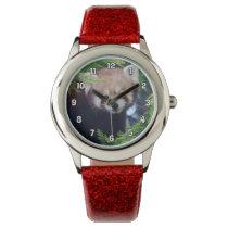 Red Panda Wrist Watch