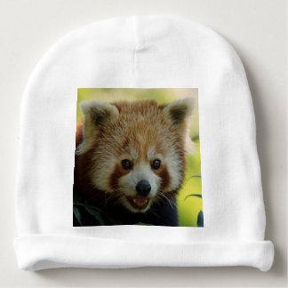 red Panda Baby Beanie