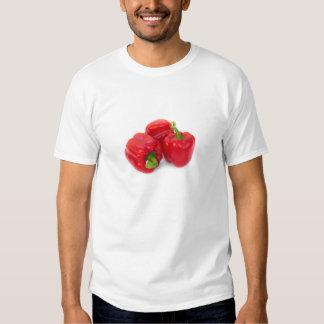 Red paprika t-shirt