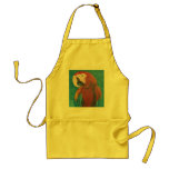 RED PARROT APRONS