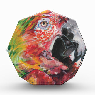 Red Parrot Award