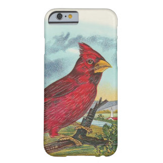 Red Parrot Barely There iPhone 6 Case