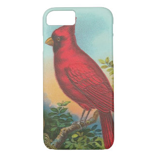 Red Parrot iPhone 8/7 Case