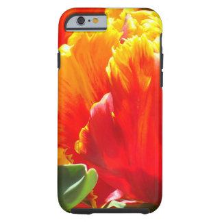 Red Parrot Tulip iPhone 6 Case
