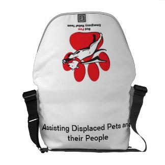 Red Paw Bag