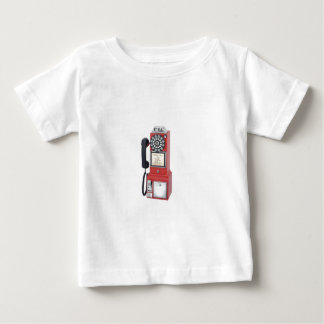 RED PAY PHONE BABY T-Shirt