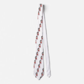 RED PAY PHONE TIE