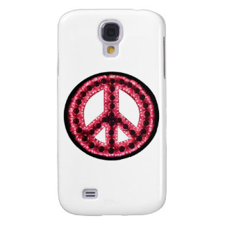 Red Peace IPhone 3 Case