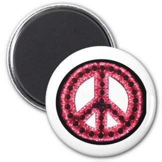 red peace magnet