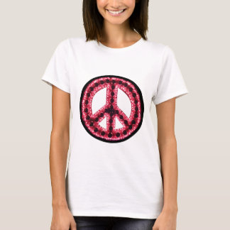 red peace tee