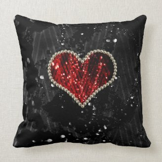 Best Throw Pillows with Hearts