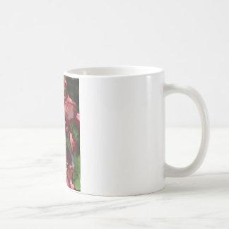 red penstemon mugs