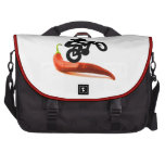 Red Pepper Bike Rider Computer Bag