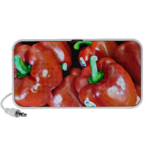 Red Pepper Doddle Speaker