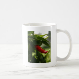 Red Pepper in the Rain Coffee Mug