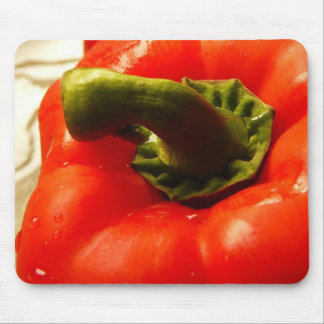 Red Pepper - Ready to Eat! Mouse Pad