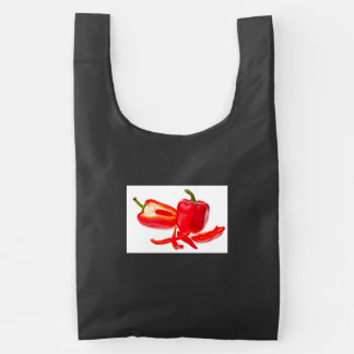 Red pepper reusable bag